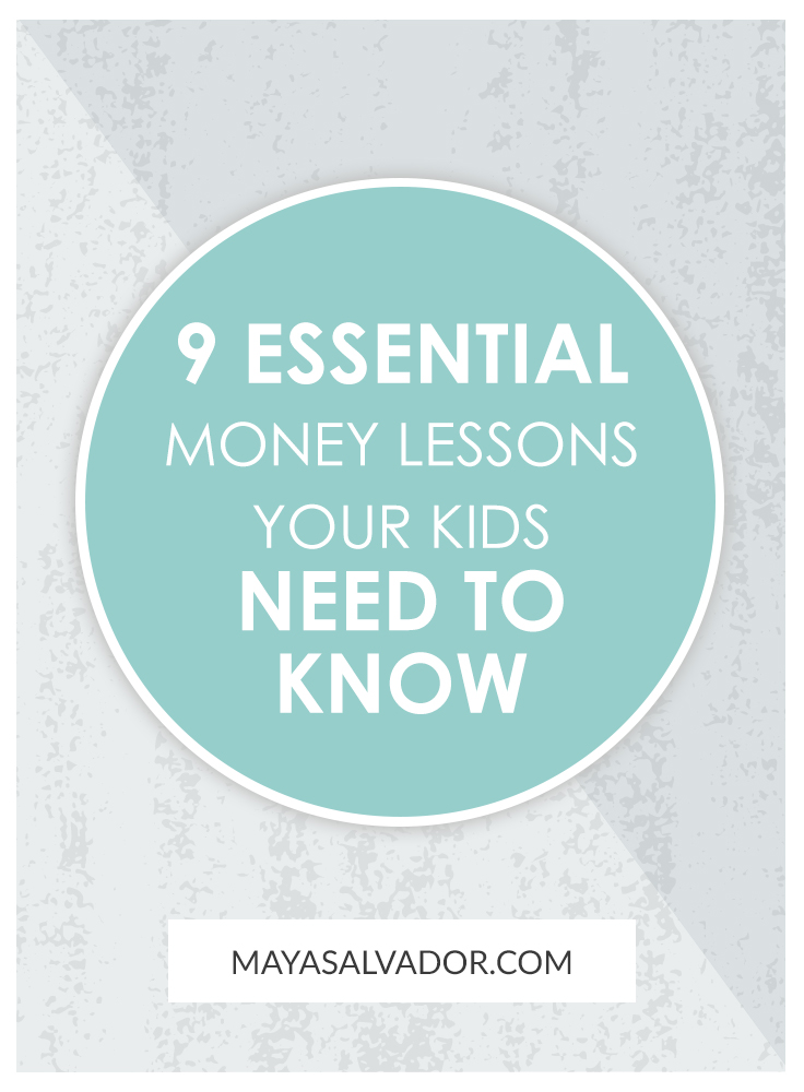 9 Essential Things To Know For Visiting The Las Vegas: 9 Essential Money Lessons Your Kids Need To Know